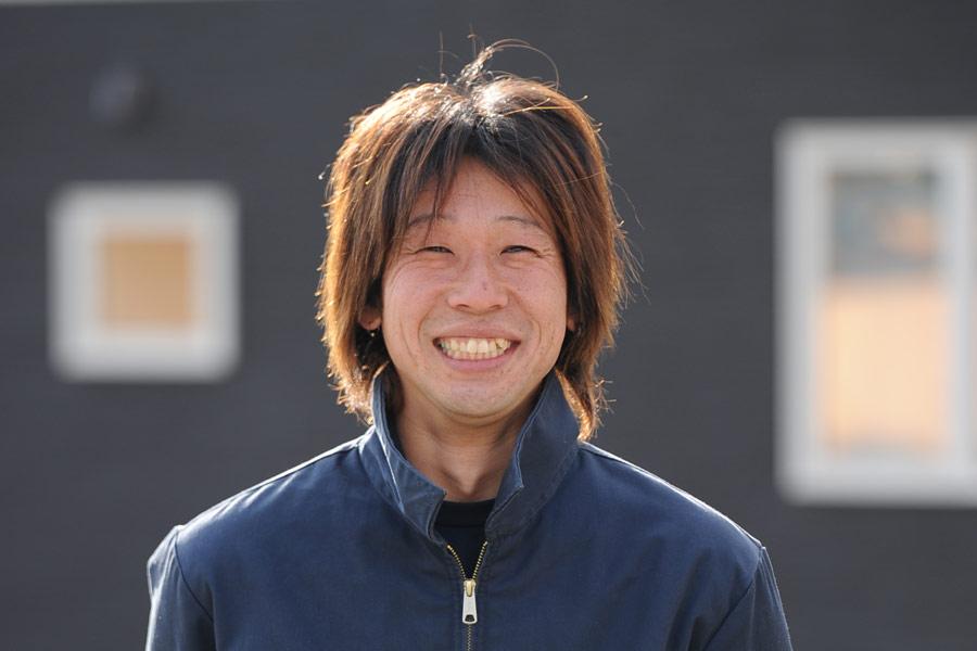 島川 哲夫(工事部長)