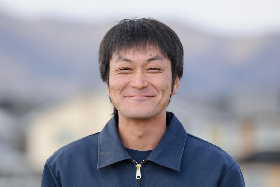 松村 聡(土木部長)